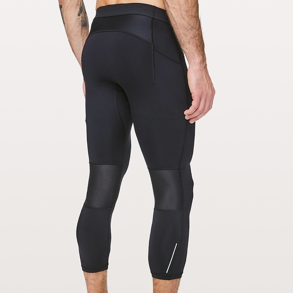 6c9be69e5 lululemon athletica Other - Lululemon Surge Light 3 4 Tight M NWT Black